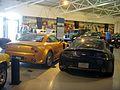 2004 MG XPower SV & 2003 Aston Martin AMV8 Concept Heritage Motor Centre, Gaydon.jpg