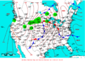 2007-06-07 Surface Weather Map NOAA.png