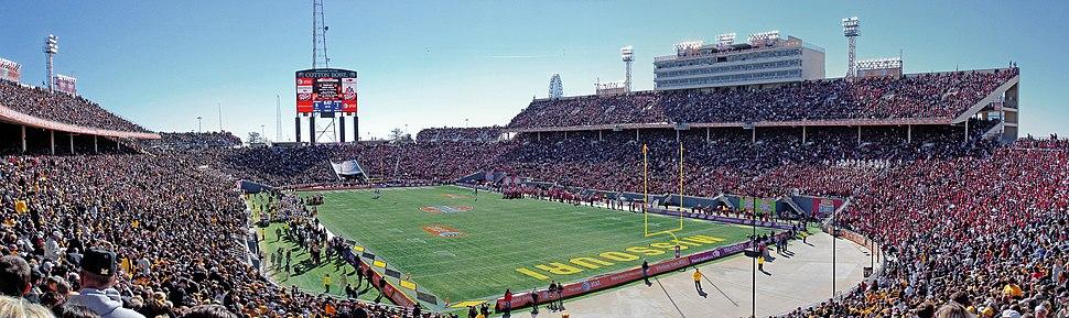2007 Cotton Bowl panoramic 1