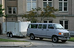 2008-08-12 Dodge van with trailer.jpg