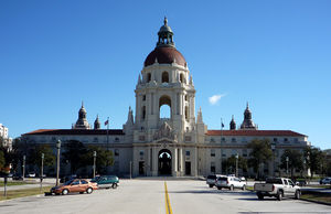 Pasadena City Hall - Pasadena City Hall