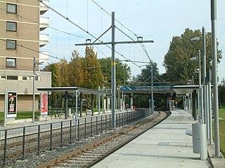 Dorp RandstadRail station RandstadRail station