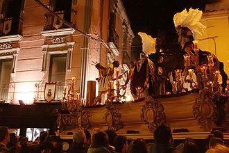 Ciudad Real - Holy Week in Ciudad Real