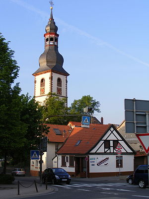 Kirchheim an der Weinstraße - Image: 2009 Kirchheim Kirche 48