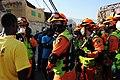 2010년 중앙119구조단 아이티 지진 국제출동100118 중앙은행 수색재개 및 기숙사 수색활동 (48).jpg