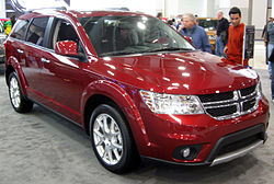 camioneta dodge journey 2015 precio
