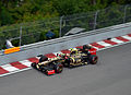 2012 Canadian GP - Romain Grosjean Lotus E20 01.jpg