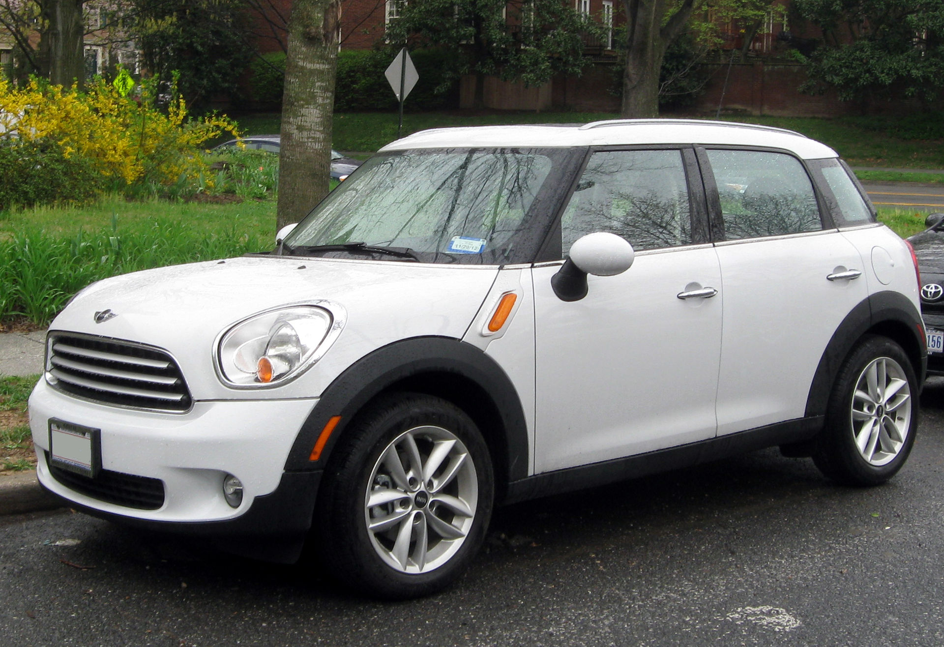 Mini Countryman — Wikipédia