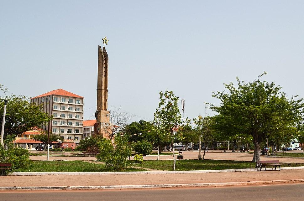 20130610 - Monumento aos Heróis da Independência