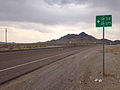 2014-07-17 16 17 37 View north along U.S. Route 93 at the junction with Nevada State Route 318 in Crystal Springs, Nevada.JPG