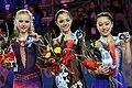 2014-2015 JGPF Ladies Podium.jpg
