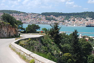 Argostoli - View of Argostoli