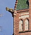 2014 Jaszkowa Dolna, kościół św. Jana Chrzciciela 09.JPG