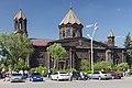 2014 Prowincja Szirak, Giumri, Katedra Matki Bożej (02).jpg