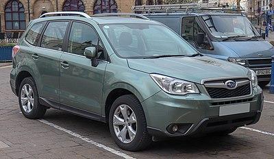Subaru Forester Sj Mods