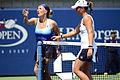 2014 US Open (Tennis) - Tournament - Svetlana Kuznetsova and Marina Erakovic (14901659717).jpg