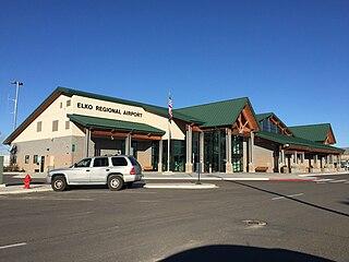 Elko Regional Airport