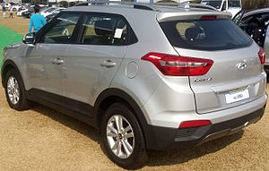 Hyundai Creta - Hyundai Creta (South Korea)
