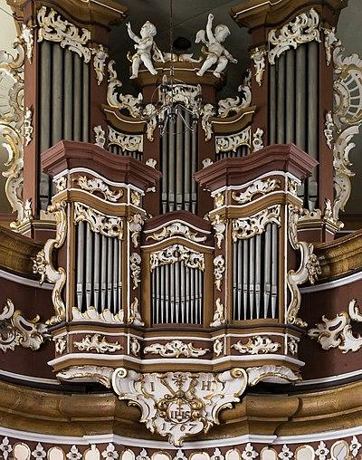 Wspaniały Organy - Wikiwand KP16