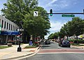 2016-06-11 13 14 11 View north along U.S. Route 1 Business and Maryland State Route 924 (Main Street) at Maryland State Route 22 (Churchville Road) in Bel Air, Harford County, Maryland.jpg