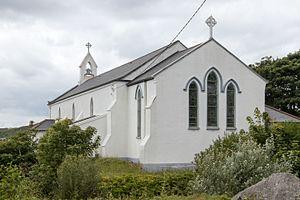 Carna, County Galway - Church in Carna
