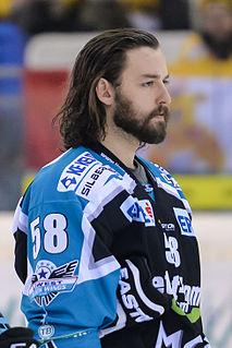 Sébastien Piché Canadian ice hockey player