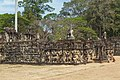 2016 Angkor, Angkor Thom, Taras Słoni (35).jpg
