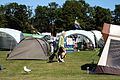 2016 Broadstairs Folk Week band musicians' campsite at Broadstairs Kent England 3.jpg