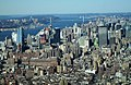 2016 One World Observatory view north towards George Washington Bridge.jpg