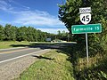 2017-06-27 18 02 27 View south along Virginia State Route 45 (Cumberland Road) at U.S. Route 60 (Anderson Highway) in Cumberland, Cumberland County, Virginia.jpg