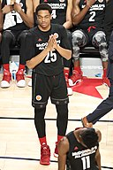 20170329 MCDAAG P. J. Washington Jr. listens to Kevin Knox II.jpg