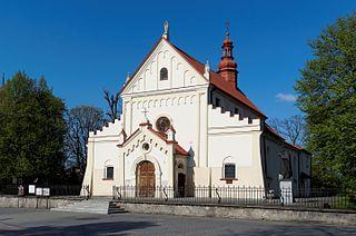 Nowe Brzesko Town in Lesser Poland, Poland