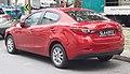 2017 Mazda2 (DJ) 1.5 Standard sedan (2017-11-29).jpg