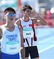 2018-10-16 Stage 2 (Boys' 400 metre hurdles) at 2018 Summer Youth Olympics by Sandro Halank–013.jpg