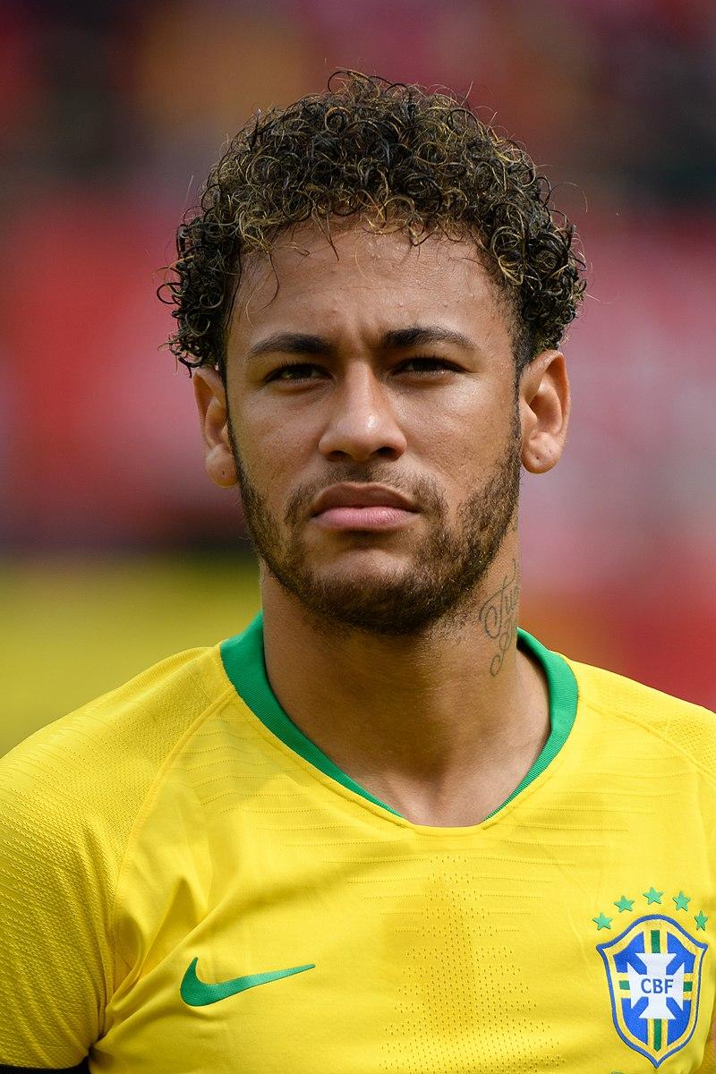 ネイマール(Neymar da Silva Santos Júnior)Wikipediaより