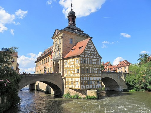 Altes Rathaus Bamberg (UNESCO-Welterbe in Bayern)