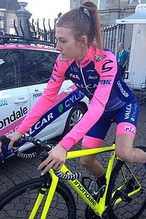 Barbara Malcotti Italian cyclist