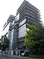 2019 Woolwich, Wellington Square construction site 06.jpg