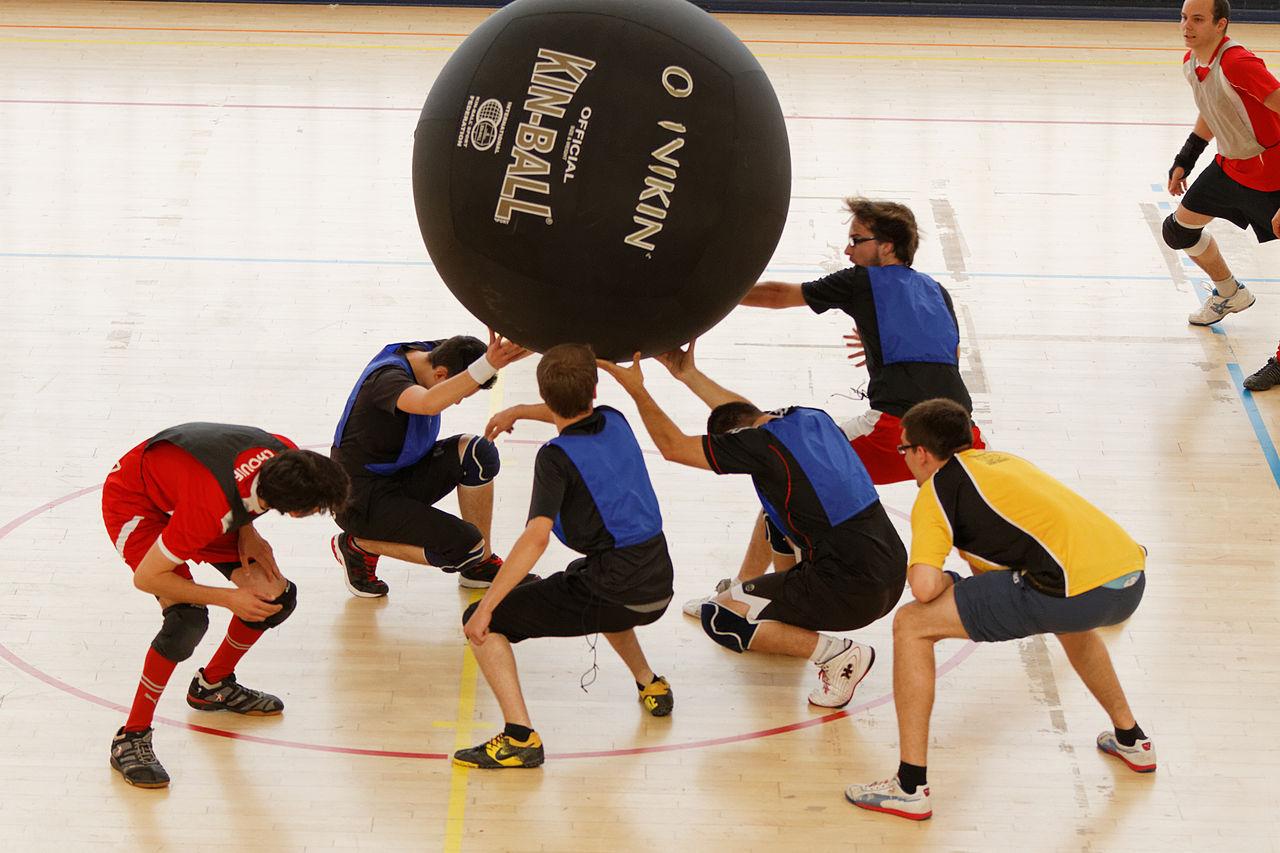 Image illustrative de l'article Kin-ball