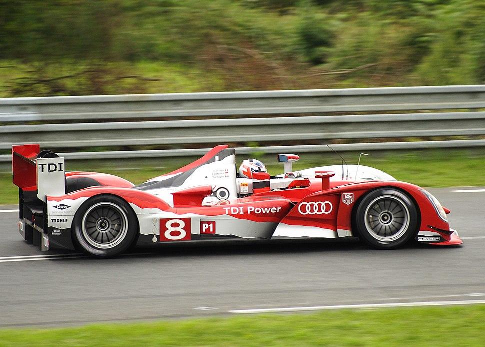 24 Hours of Le Mans 2010 - Audi Sport Team Joest 8