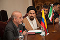 28-05-14- Visita Oficial del Grupo de Amistad Parlamento Irán - Ecuador (14290110992).jpg