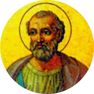 Pope Marcellinus - Image: 29 St.Marcellinus
