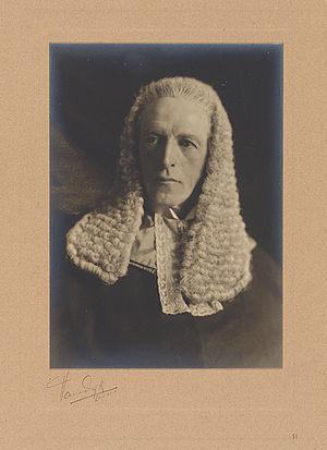 Bernard Coleridge, 2nd Baron Coleridge - Lord Coleridge.