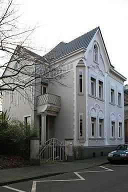 Turmstraße in Viersen