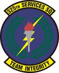 325 Services Sq emblem.png