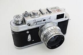 зоркий 4 фотоаппарат инструкция