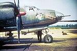 387th Bombardment Group - Martin B-26 Marauder 41-31657.jpg