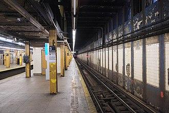 Third Avenue–138th Street (IRT Pelham Line) - Platform