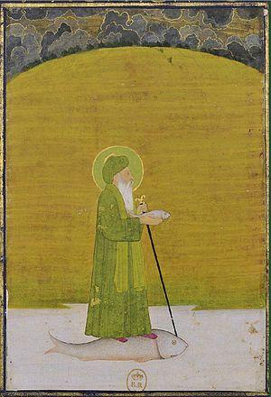 Sonipat - The prophet Khizr Khan Khwaja