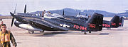 449th FAWS North American F-82H Twin Mustang 46-384 46-504